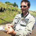 Pesca con mosca en San Luis