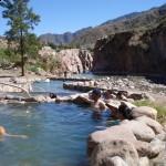 Trekking, Rappel y Termas en Mendoza
