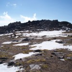 Ascenso al cerro El Manchao Catamarca