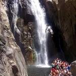 Excursión al Salto Escondido San Luis