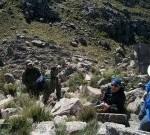 Trekking y ascenso al Cerro tres Picos