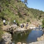 Trekking Río Áspero y Valle de La Paz - Potrero de los Funes