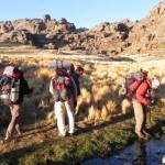 Excursion al cerro El Manchao