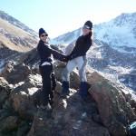 Ascenso a dos cuatromiles en Vallecitos (opción 1) - Mendoza