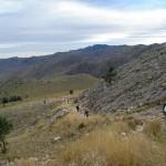 Trekking y cabalgata en Sierra de la Ventana