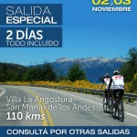 TRAVESIA 7 LAGOS EN MOUNTAIN BIKE