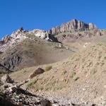 Ascenso al Cerro Penitentes - Mendoza