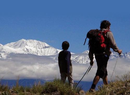 Donde hacer trekking en Argentina