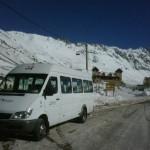 Tour de alta montaña desde Mendoza