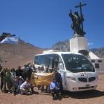 Circuito de la Cordillera de los Andes desde Mendoza