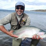 Excursion de pesca en El Calafate Santa Cruz
