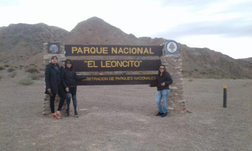 Senderismo Parque Nacional El Leoncito en San Juan
