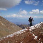 Cumbre del Famatina 6095 msnm